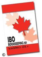 IBO Bookkeeping 101 - Canada
